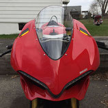 1299/959 Panigale Mirror Block Off Turn Signals
