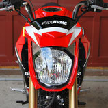 Z125 Front Turn Signals
