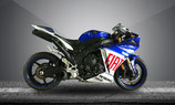 YZF-R1 09-14 APOCALIPSE Slip-on