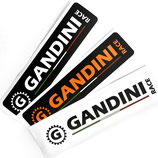 GANDINI RACE STICKER