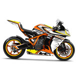 RC8 1190 Neon & Chrome