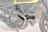 CNC RACING SCRAMBLER 800 BELT COVER CARBON