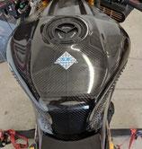 SE Composites ZX10R Superbike Carbon タンクカバー