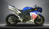 YZF-R1 09-14 FLAME Slip-on