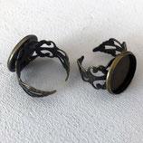 Ring Ornament Bronze 16mm