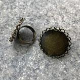 Ring Bordüre Bronze 25mm