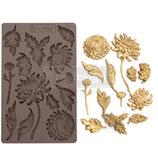 """VORBESTELLUNG! redesign Silikonform """"Botanist Floral"""""""