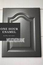 One Hour Enamel Paint Weathervane