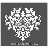"""redesign 3D Schablone """"Giovanna Flourish"""""""