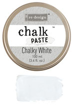 "redesign Chalk Paste ""Chalky White"""