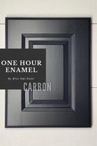 One Hour Enamel Paint Carbon