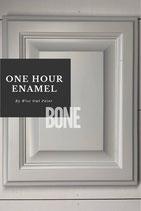 One Hour Enamel Paint Bone