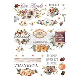 """VORBESTELLUNG! redesign Motiv Transfer """"Thankful Autumn"""""""