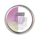 redesign Decor Wax Iridescent Violet/Milky Way
