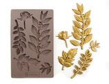 """redesign Motiv Silikonform """"Leafy Blossoms"""""""