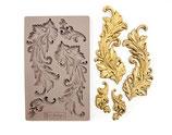 "redesign Motiv Silikonform ""Baroque Swirls"""