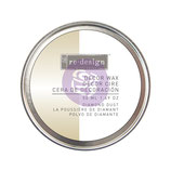 redesign Decor Wax White Gold/Diamond Dust 50 ml