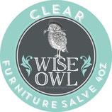 Wise Owl Furniture Salve clear - ohne Duft