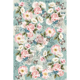 """redesign Mulberry Tissue Decoupage """"Zola"""""""