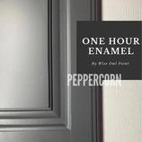 One Hour Enamel Paint Peppercorn
