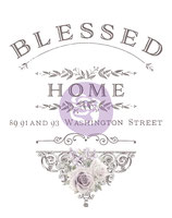 "redesign Transfer ""Blessed Home"""
