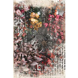 """redesign Mulberry Tissue Decoupage """"Iva"""""""