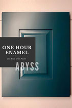 One Hour Enamel Paint Abyss