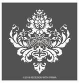 """redesign 3D Schablone """"Stella Flourish"""""""