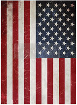 "redesign Motiv Transfer ""America"""