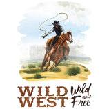 """VORBESTELLUNG! redesign Motiv Transfer """"Wild West"""""""