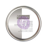 redesign Decor Wax Silver/Shiny Star 50 ml