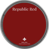 "Wise Owl Paint ""Republic Red"""