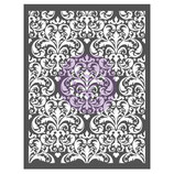 "redesign Schablone ""Imperial Damask"""
