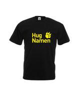 T-Shirt - Hug mit Wunschnamen