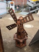 Dekorative Windmühle aus Kiefer