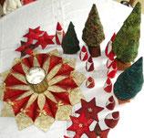 Weihnachtsnähen mit Rosemarie Vetter