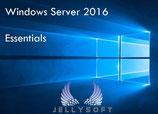 Microsoft Server 2016 Essentials für Windows