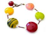 bracelet GALET multicolore