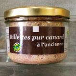 Rillettes de Canard à l'ancienne 180 g