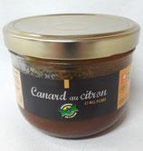 Canard au Citron et Miel Picard