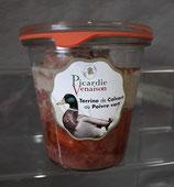 Terrine de Faisan aux pommes et au calvados 200 g
