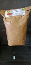 Farine 1/4 épeautre 3/4 blé complète type 95