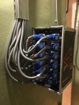 """Дистрибьютор питания """"Power check 220/380 model 12/1"""""""