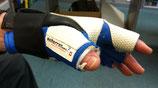 Scherrer Auflage-Handschuh