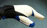 Scherrer Auflage-Finger-Handschuh