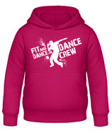 Hoodie Kids FitandDance Dancecrew