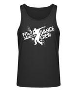 Tanktop  FitandDance Dancecrew schwarz