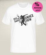 Aktionsshirt FitandDance 1 weiß
