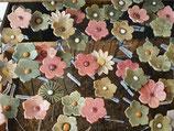 Keramik-Blumen