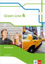 Green Line 4 Workbook